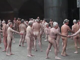British people trickery nude