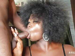 Perfect African BBW from Cameroon