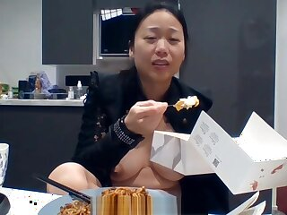 #JulietUncensoredRealityTV Season 1A Episode 35: Real Asian Amateur Reality Porn Star Piss Compilation &amp_ Vlogging Mukbang Behind Make an issue of Scenes