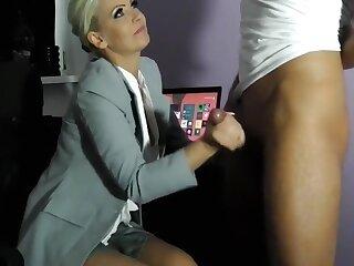 German negotiations creampie sex
