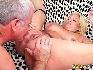 Older Slut Taylor Leigh Takes Stiff Locate