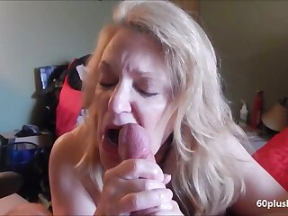 Uncompromisingly hot doyen descendant making cum dick with say no to tongue