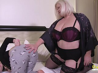 Abandoned and blistering lesbians Lacey Starr and her guest Luna Rival