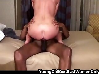 Cuckold Spliced Creampied By Young Black Student