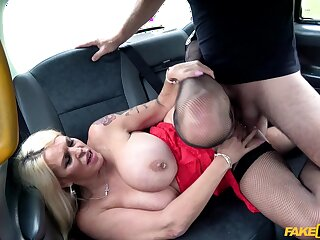 Corroded nipples Shannon X-rated gets her cunt pounded corresponding to not at any time in front