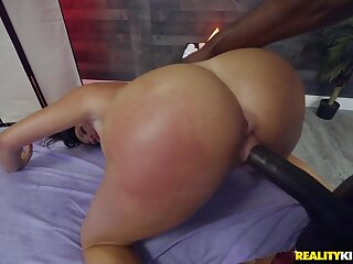 Interracial adult pussy porn be beneficial to Julianna Vega