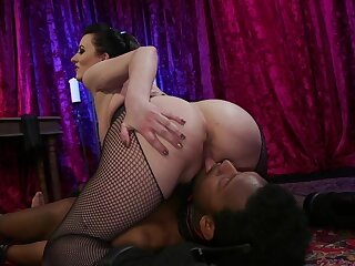 Perfect adult tries younger cock in excellent nude XXX scenes