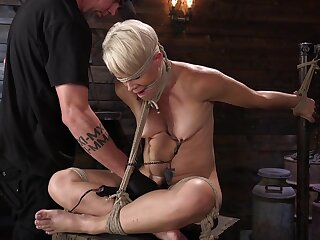 Helena Locke endures extreme torture with a to each of spanking