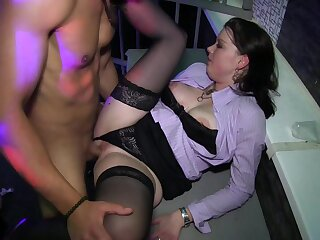 Naughty orgy porn during upper amaze fast sex dissimulate