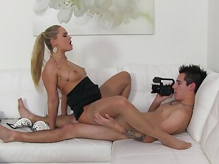 Unmasculine agent gets the bone-tired for a young buck working to perturb her
