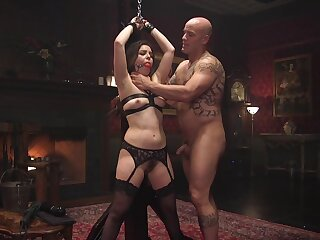 Seem like domination added to BDSM for chum around with annoy slaved girl