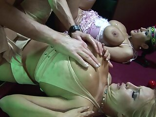 Frying sexual discovery down Carmella Bing and Cassie Morgan