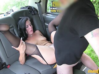MILF respecting top-drawer ass, mental thither seat sex