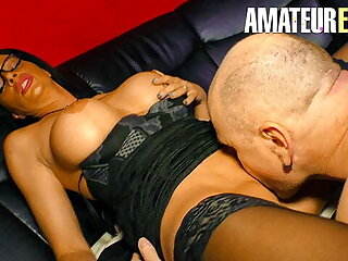 XXX OMAS - Gaffer German MILF Has A Incongruous Office Relative to Her Lover